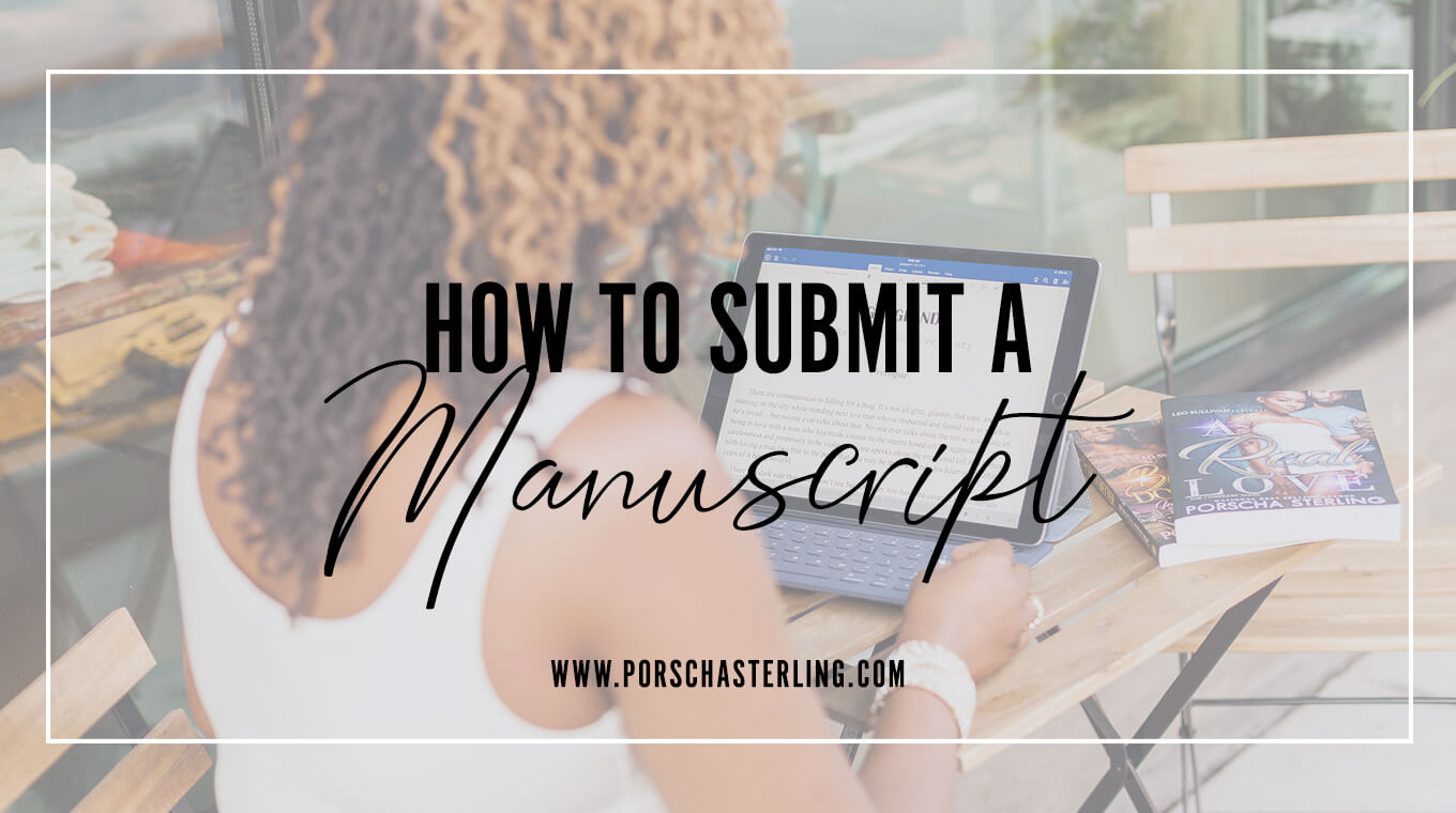 How To Submit A Manuscript
