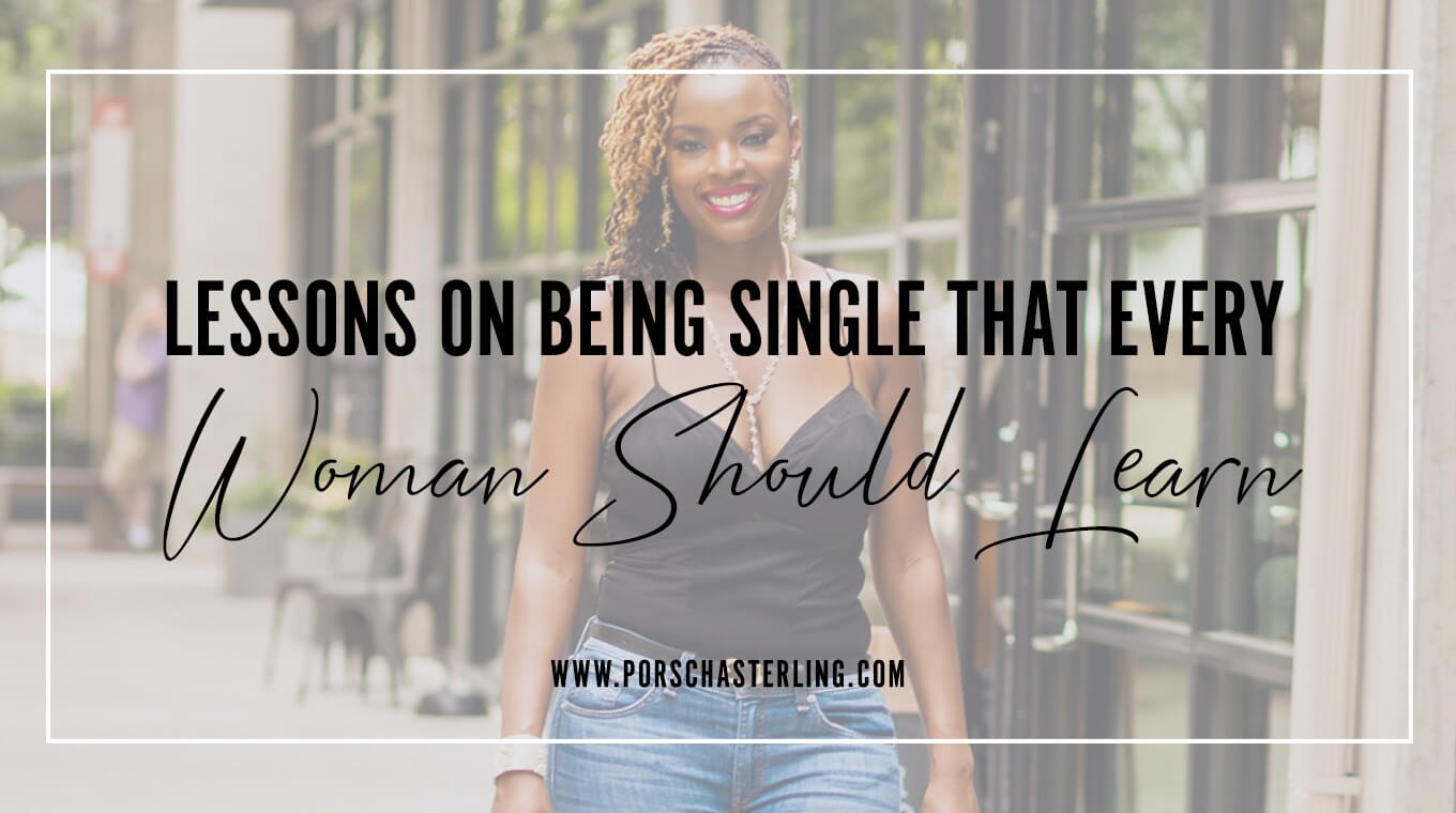 Lessons On Being Single