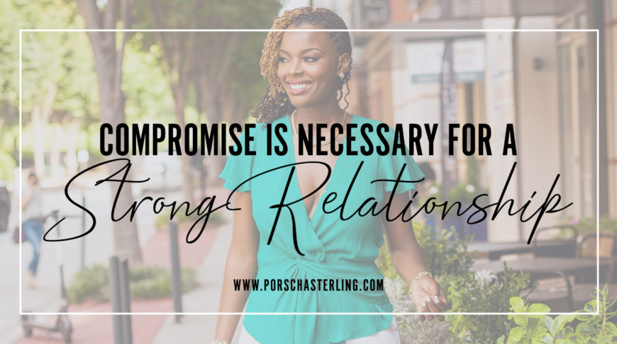 Compromise is Necessary for a Strong Relationship